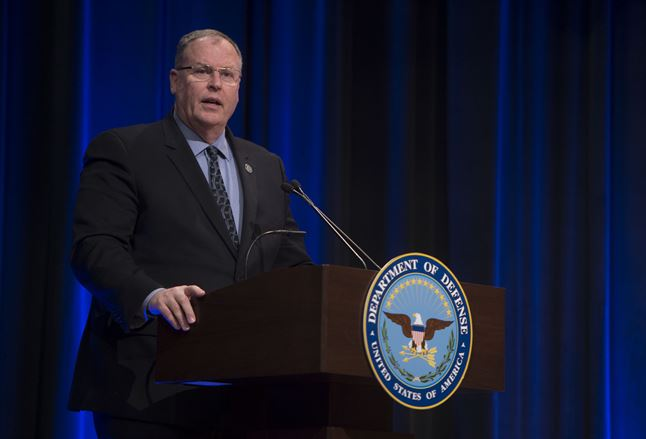 Work Speaks at Combined Federal Campaign Awards at Pentagon