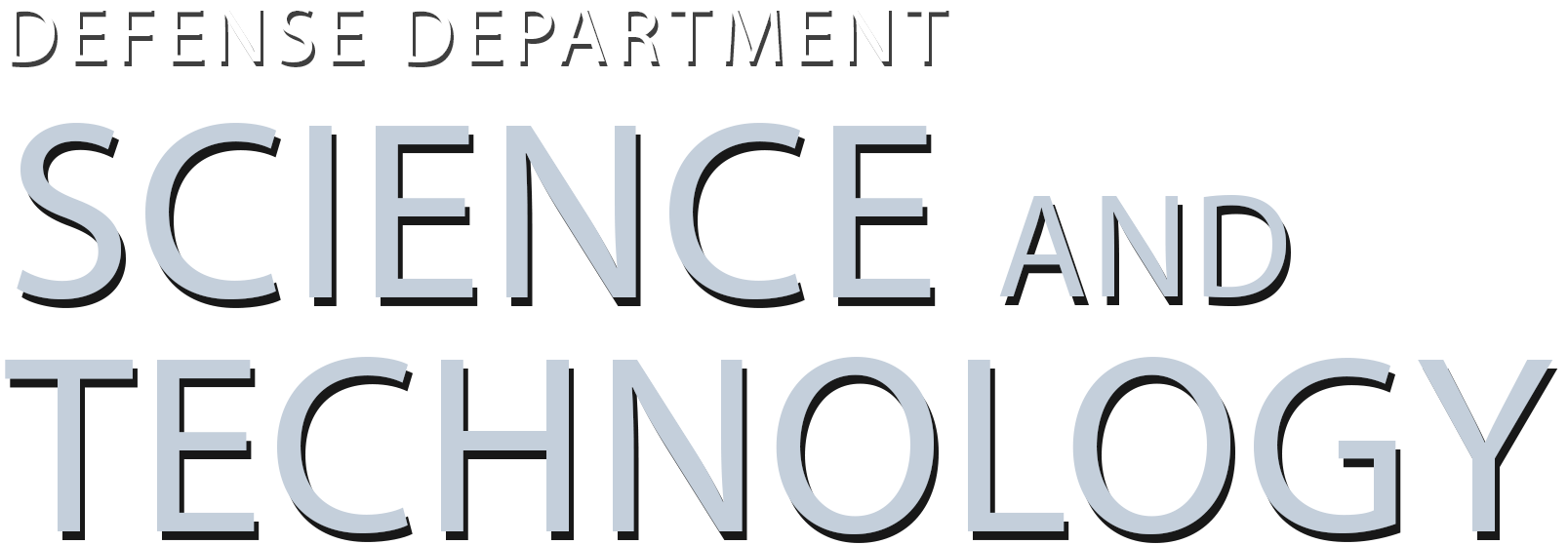 Department of Defense - Science & Technology