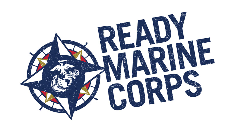 Marines Be Ready Logo