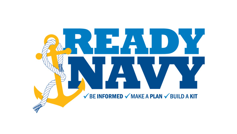 Ready Navy Logo