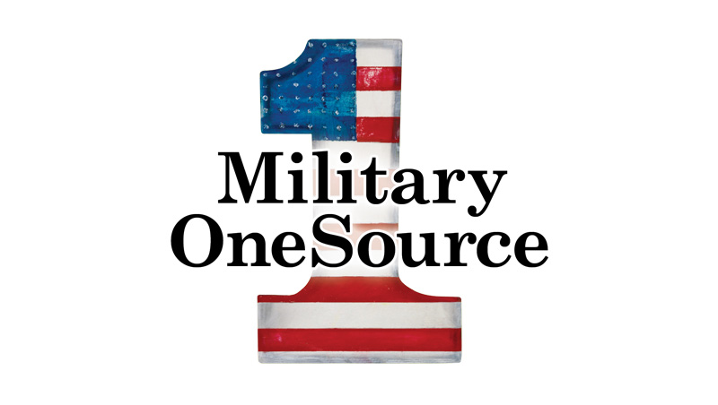 Military One Source Be Ready Logo