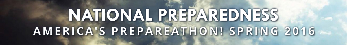 DEPARTMENT OF DEFENSE: National Preparedness Month - Be Smart, Take Part, Prepare