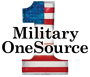 Military OneSource Logo.