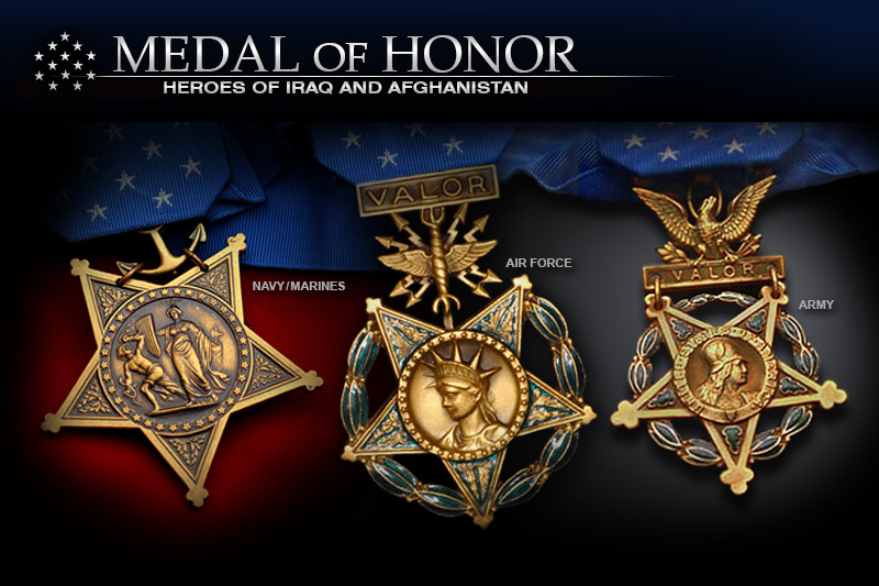 Medal of Honor: Heroes of the Wars in Iraq and Afghanistan