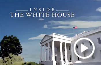 Screen grab - Inside the White House: The Medal of Honor