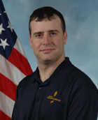 Profile photo of Navy Petty Officer 1st Class Michael Dayton.