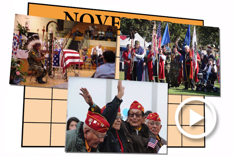 Video: DoD Observes National American Indian Heritage Month