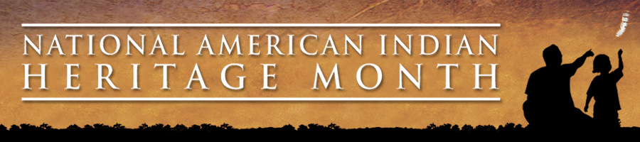 Native American Heritage Month Month 2015 - Profile