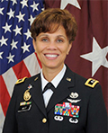 Profile photo of Army Lt. Gen. Nadja Y. West