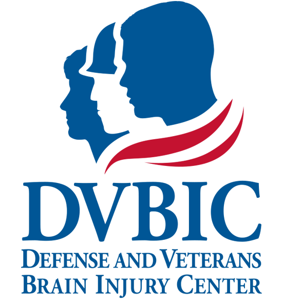 Defense Veterans Brain Injury Center Logo.