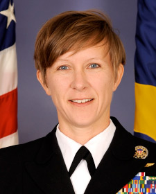 Commander Molly J. Boron