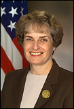 Lt. Gen. Carol Mutter