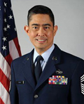Profile photo of Chief Master Sgt. Brian L. Wong