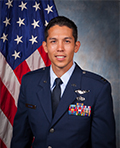 Profile photo of Air Force Capt. Christopher D. Blevins