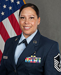Profile photo of Air Force Master Sgt. Brandie Rios Scott