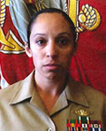 Profile photo of Gunnery Sgt. Crystal M. Salinas