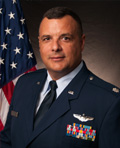 Profile photo of Air National Guard Lt. Col. Jhonny A. Polanco