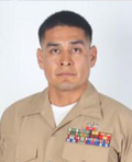 Profile photo of Marine Corps Master Sgt. Bryant B. Aguero