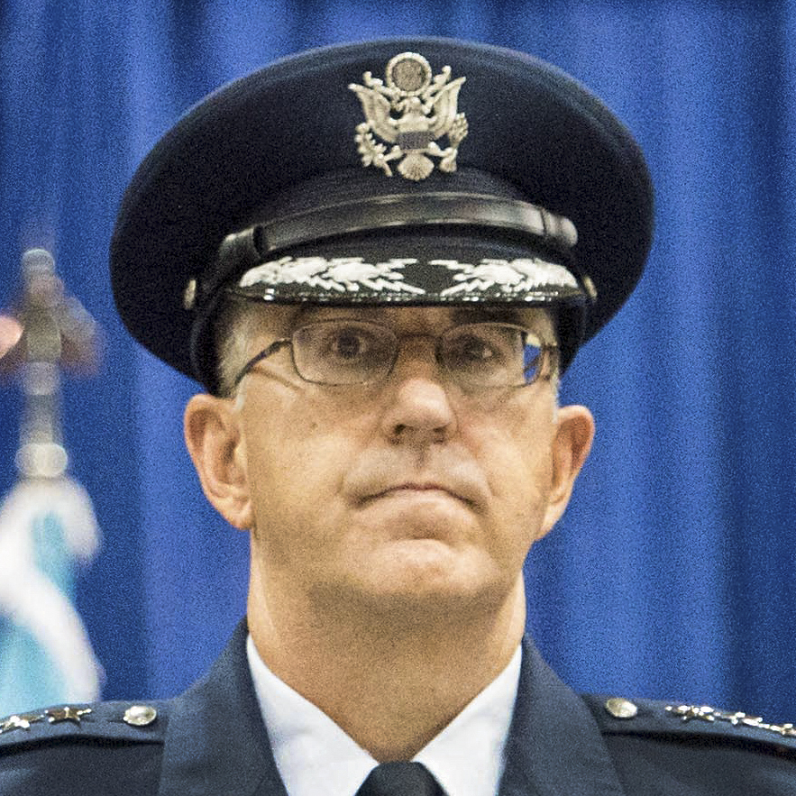 Thumbnail of Air Force Gen. John E. Hyten