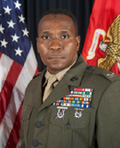 Profile photo of Marine Corps Col. Dave W. Burton