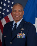 Profile photo of Minnesota Air National Guard Brig. Gen. David D. Hamlar
