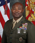 Profile photo of Marine Corps Col. Anthony M. Henderson