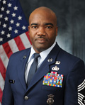 Profile photo of Air Force Chief Master Sgt. Winstone O. Nisbet