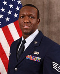 Profile photo of Kansas Air National Guard Staff Sgt. Moses K. Tum
