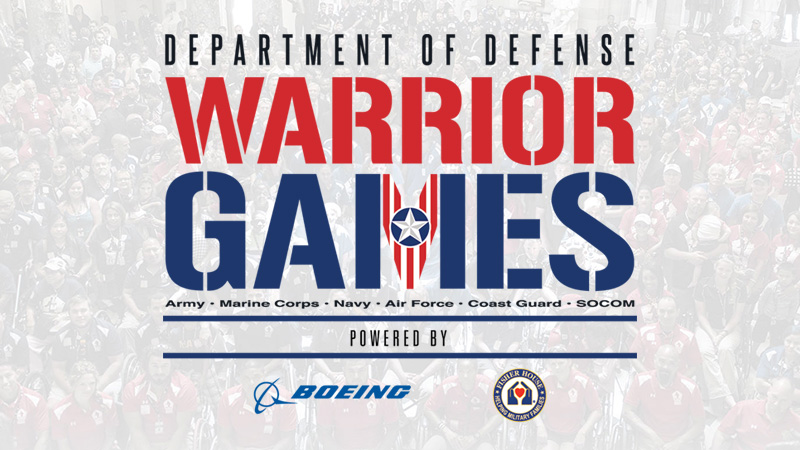The 2017 Department of Defense Warrior Games.