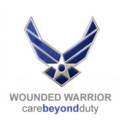 Air Force Wounded Warrior Program logo