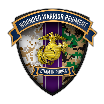 U.S. Marine Corps Wounded Warrior Regiment logo