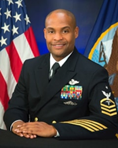 Portrait of Navy Senior Chief Petty Officer Phillip Jean-Gilles