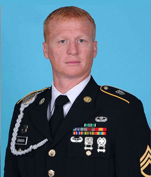 Profile photo of Army Sgt. 1st Class Jeremiah Wayne Johnson