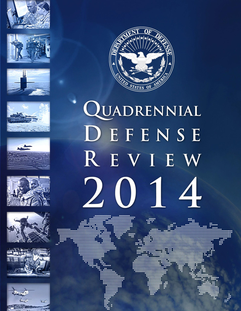 2014 Quadrennial Defense Review